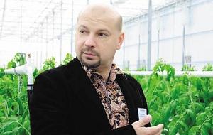 Двоюродный Брат Дмитрия Медведева. Генеральный директор компании «Сейм-Агро»