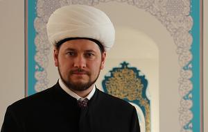 Российский мусульманский религиозный, общественный и политический деятель