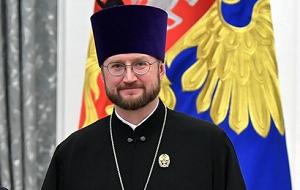 Православный священник, протоиерей Санкт-петербургской епархии Московского Патриархата Русской православной церкви