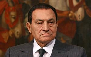 Египетский военный, политический и государственный деятель. Президент Египта в 1981—2011 годах. (был окончательно оправдан в начале марта 2017 года Высшим апелляционным судом по уголовному делу об убийстве демонстрантов во время массовых акций протеста против его режима в 2011 году, вышел на свободу).