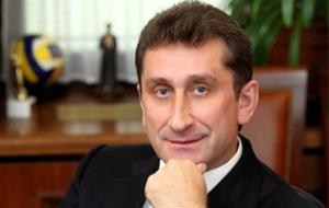 Начальник Службы обеспечения деятельности ФСБ генерал-полковник, Президент мужского волейбольного клуба «Динамо» (Москва)