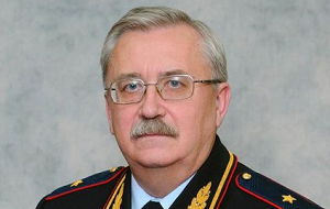 Первый заместитель начальника Московского университета МВД, генерал-майор полиции, кандидат социологических наук