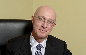 Председатель правления банка «Интеза»