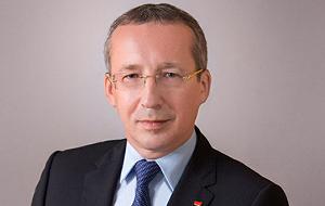 Председатель правления Росбанк, член управляющего комитета группы Societe Generale