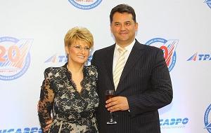 Главный исполнительный директор, и основатель авиакомпании «Трансаэро».
