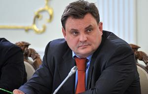 Помощник Президента Российской Федерации — начальник контрольного управления Президента Российской Федерации (с 13 мая 2008 года)