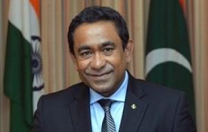 Президент Мальдивской республики с 17 ноября 2013 года