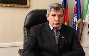 Российский государственный деятель. Председатель Парламента Чеченской Республики (2008—2015)