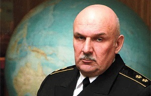 Российский военачальник, командующий Тихоокеанским флотом с октября 2010 года, адмирал (13 декабря 2014 года)