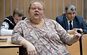 Бывший начальник управления сопровождения банковских операций Банка Москвы, обвиняемая в хищении более миллиарда рублей