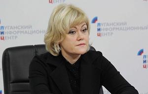 Министр здравоохранения Луганской Народной Республики