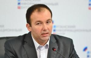 Председатель Федерации профсоюзов ЛНР
