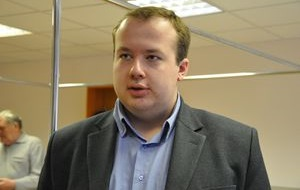 Соратник оппозиционера Алексея Навального и активный член партии «Народный Альянс»
