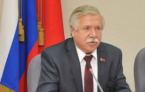 Бывший Председатель Магаданской областной Думы