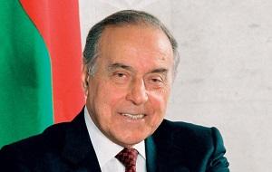 Советский и азербайджанский государственный, партийный и политический деятель. Президент Азербайджана с 1993 по 2003 год. Дважды Герой Социалистического Труда (1979, 1983)