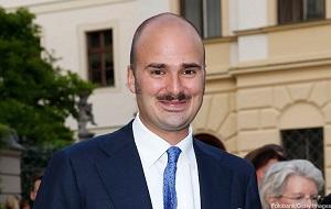 12-й князь (фюрст) из рода Турн-и-Таксис, один из самых богатых людей Германии