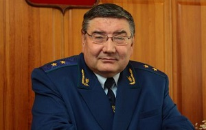 Российский юрист, бывший прокурор (2000 — сентябрь 2013) Республики Татарстан, государственный советник юстиции второго класса