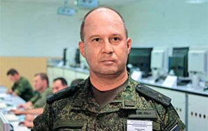 Начальник штаба командования ПВО и ПРО войск воздушно-космической обороны