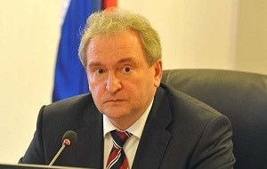 Губернатор Смоленской области с 2007 года по 2012 год.