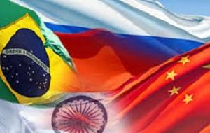 БРИКС (англ. BRICS) — группа из пяти быстроразвивающихся стран: Бразилия, Россия, Индия, Китай, Южно-Африканская Республика (Brazil, Russia, India, China, South Africa). Сокращение BRIC было впервые предложено Джимом О'Нейлом (англ. Jim O'Neill), аналитиком Goldman Sachs в ноябре 2001 года в аналитической записке банка. До 2011 года по отношению к организации использовалась аббревиатура БРИК. В связи с присоединением ЮАР к БРИК 18 февраля 2011 года, по заявлению индийского министра финансов с этого времени группа стала носить название BRICS. По мнению Goldman Sachs, к 2050 году суммарно экономики стран группы по размеру превысят суммарный размер экономик самых богатых стран мира (Большой семёрки)