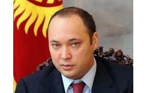 Бывший теневой премьер-министр, руководитель Центрального  агентства по развитию инноваций и инвестиций Киргизии