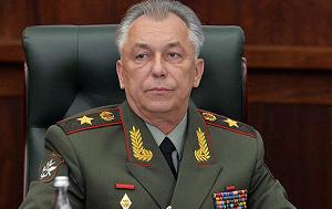 Российский военачальник. Первый заместитель Министра обороны Российской Федерации (9 ноября 2012 — 17 ноября 2015). Генерал армии (2013).