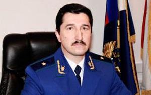 Первый заместитель прокурора Калининградской области