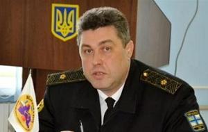 Военачальник, командующий Военно-морскими силами Украины