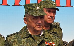 Первый замначальника Генштаба Вооружённых Сил РФ, Бывший Командующий войсками Центрального военного округа