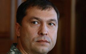 «Народный губернатор» Луганщины, командир так называемой Армии Юго-востока Украины