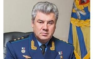 Российский военачальник