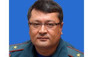 Начальник ГУ МЧС России по Архангельской области, генерал-майор вн. службы