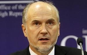 Верховный представитель по Боснии и Герцеговине