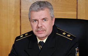 Командующий Черноморским флотом ВМФ РФ с 15 апреля 2013 года, вице-адмирал.