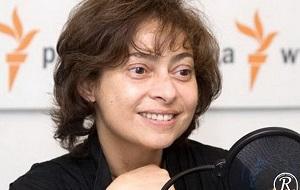 Российская журналистка и писатель. Упоминается в прессе как биограф Владимира Путина