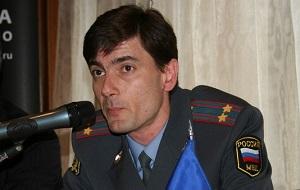 Начальник управления информации и общественных связей Главного управления внутренних дел Московской области