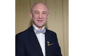 Основатель, совладелец, председатель совета директоров и генеральный конструктор компании «Мир»