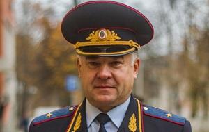 Бывший Начальник Управления Министерства внутренних дел Российской федерации по Псковской области