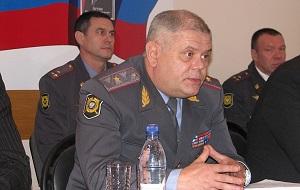 Бывший Начальник ГУ МВД РФ по Владимирской области