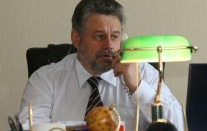 Статс-секретарь - заместитель директора Федеральной службы безопасности Российской Федерации (ФСБ РФ) (с 20 декабря 2005 года - март 2016) Генерал-полковник юстиции.