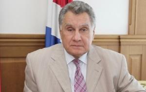 Российский политик и учёный, председатель Законодательного Собрания Приморского края. Доктор технических наук (1999)