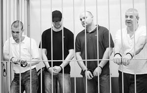Обвиняемые в похищении сына предпринимателя Евгения Касперского