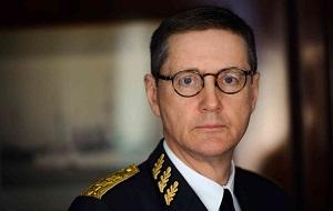 Глава шведской военной разведки и контрразведки