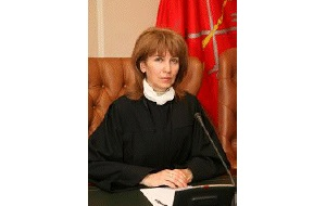 Председатель Уставного суда Санкт-Петербурга