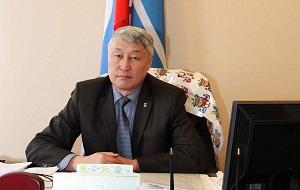 Председатель Верховного Хурала (парламента) Республики Тыва