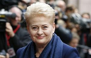 Литовский политик, Президент Литвы с 2009 года (в 2014 году переизбрана на второй срок)