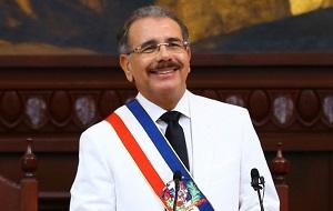 Доминиканский политик, президент Доминиканской Республики с 16 августа 2012 года. Спикер Палаты депутатов в 1994-95 годах, кандидат в президенты на выборах 2000 года, член Доминиканской партии освобождения (ДПО)
