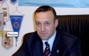 Председатель правления Межрегиональной Общественной Организации Ветеранов Оперативных служб «ЧЕСТЬ». Подполковник милиции в отставке