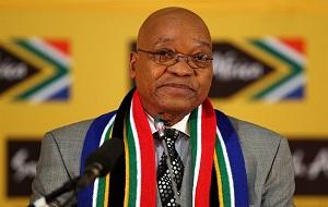 Южноафриканский политический деятель, действующий президент ЮАР с 9 мая 2009 года. Вице-президент ЮАР с 14 июня 1999 года по 14 июня 2005 года, председатель правящей партии Африканский национальный конгресс с 18 декабря 2007 года