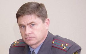 Бывший начальник управления ГИБДД УВД по Омской области